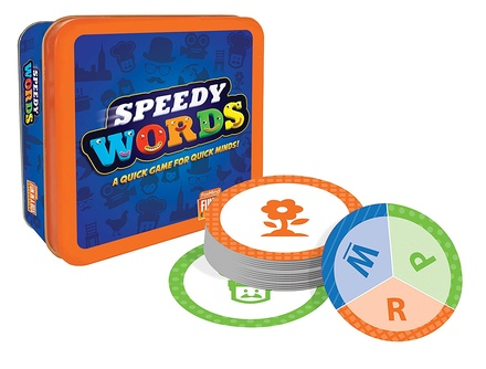 Speedy Words